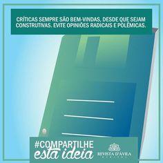 #Compartilheestaideia . Haja sempre com descrição nestes casos! . http://ift.tt/1UOAUiP . Entre em contato consco e conheça nossos serviços e vantagens: (19) 3329-7741 / 9.7407-2216 ou contato@revistadavila.com.b