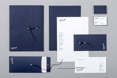 An Unexpectedly Creative Branding Identity For An Investment Bank