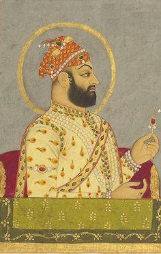 Farrukhsiyar - Alchetron, The Free Social Encyclopedia Mughal Miniature Paintings, Mughal Paintings, Islamic Paintings, Indian Paintings, Empire Moghol, Asian Tattoos, Mughal Empire, India Art, Indian Artist