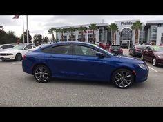 2015 Chrysler 200 Orlando Deltona Sanford Oviedo Winter Park FL CS805032A #FieldsCJDR #Sanford #Florida