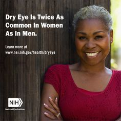 Dry eye happens when your eyes don't make enough tears to stay wet. This can make your eyes feel uncomfortable, and in some cases it can also cause vision problems. Learn about the symptoms, causes, diagnosis, and treatment of dry eye. Dry Eye Symptoms, Good Health Tips, Medical Spa, Do You Know What, Health And Wellness, Women's Health, Healthy Living, Eyes, Better Health