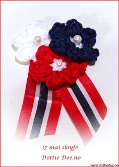 17. Mai, Sons Of Norway, Constitution Day, Public Holidays, 4th Of July Wreath, Diy And Crafts, Crochet Patterns, Knitting, Third