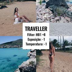 4 melhores filtros do VSCO para usar nas fotos. Como vocês já sabem, o VSCO é o meu aplicativo favorito para edição de fotos. Compartilhei com vocês algumas edições de fotos, para ter aquele feed mais clean, traveller, neutro e fashion!