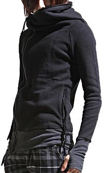 Assassin's Creed 4 Jacket Black Flag Hoodie Desmond Miles Costume Slim Fit Sweater from http://www.x-cosplay.com