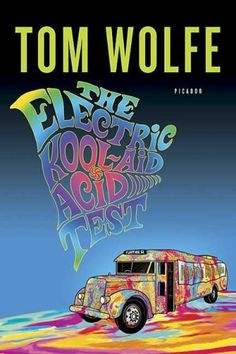 The Electric Kool-Aid Acid Test by Tom Wolfe. Trippy book about the '60's! Awesome read!