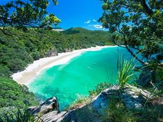 The Best Beaches in New Zealand - Condé Nast Traveler