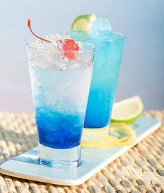 Blue Lagoon - Girly Alcoholic Drink for Summer
