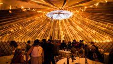 Lighting - Yorkshire Yurts : Yorkshire Yurts