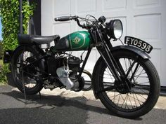 1939 Levis Master Classic Motorcycle Pictures