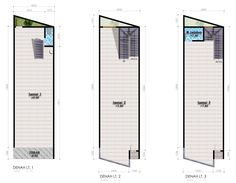 denah ruko Divider, Floor Plans, Room, Furniture, Home Decor, Littoral Zone, Atelier, Bedroom, Decoration Home