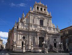 Basilica di S. Sebastiano, Acireale