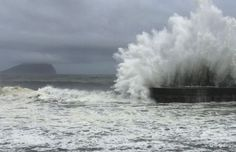 Atlantikom sa prehnala rekordne vysoká vlna - Magazín - TERAZ.sk