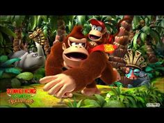 2934 Best Donkey kong country images in 2019 | Donkey kong