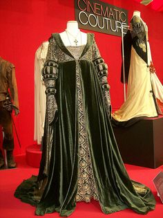 "Angelica Houston's Renaissance costume from ""Ever After"". #film #costume #renaissance #error #costume #clothes #fashion #period #historical #angelica_houston #ever_after #cinderella"