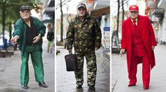 This 85-year-old man is so dapper, he's got his own style blog.