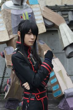 enyen(曮) Yu Kanda Cosplay Photo - WorldCosplay
