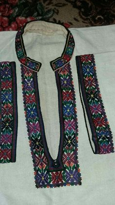 Traditional Outfits, Old And New, Needlework, Costumes, Embroidery, Stitch, Clothes, Art, Outfits
