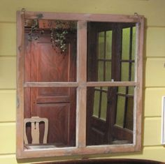 Ikkunanpoka peili