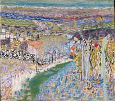 Bonnard, Landscape in the South (Le Cannet), ca. oil on canvas.Pierre Bonnard, Landscape in the South (Le Cannet), ca. oil on canvas. Pierre Bonnard, Landscape Art, Landscape Paintings, Oil Painting Abstract, Watercolor Artists, Painting Art, Watercolor Painting, Oil Painting Reproductions, Henri Matisse