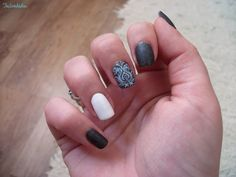 Simple stamping nails