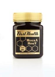 First Health Manuka Honey UMF 20+ (500g)