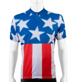 Aero Tech Designs USA Champions Cycling Jersey -- To view further for this item, visit the image link.