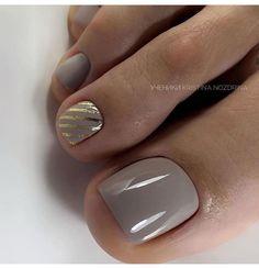 Cute Toe Nails, Cute Toes, Toe Nail Art, Pedicure Designs, Toe Nail Designs, Pedicure Ideas, Nails Design, Nail Spa, Manicure And Pedicure