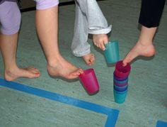 Picture result for kindergarten ideas gymnastics . Kids Gym, Yoga For Kids, Exercise For Kids, Kids Sports, Indoor Activities For Kids, Games For Kids, Fun Activities, Physical Activities, Motor Skills Activities