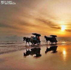 Pantai Parangtritis, Jogjakarta
