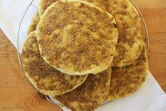 Manaqish, Arabisches Frühstück, Syrisches Frühstück, Aleppo, Syrian breakfast