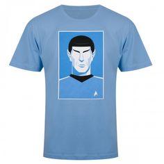 Star Trek 50th Art Collection Spock II T-Shirt