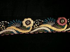 Arabic Embroidery | Arabic Embroidery