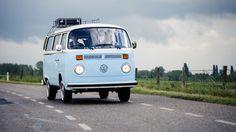 Volkswagenbus huren, trouwvervoer, bedrijven op www.devolkswagenbus.nl