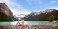 10 Reasons This Fairmont Chateau Is the Stuff of Dreams (Fairmont Chateau Lake Louise by Banff National Park in Canada)  *Banff is also a UNESCO National Park