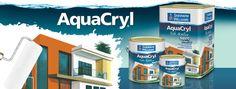 Imagem ilustrativa: Aquacryl Tinta Acrílica Standard