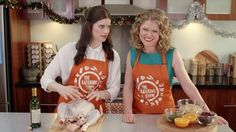 'The Katering Show', A Gut-Bustingly Hilarious Parody Cooking Show - I want to be best friends with these two!
