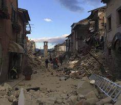 Fique Atento: Itália: sobreviventes temem chuva e abandono após ...