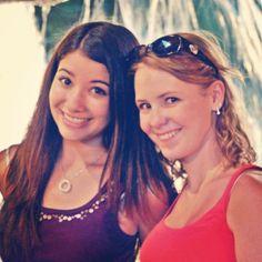 Throwback Thursday. Summer 2012 mini golfing with Sammii