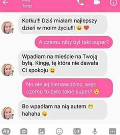Demotywatory.pl Funny Chat, Funny Sms, Funny Text Messages, Wtf Funny, Funny Texts, Funny Friday Memes, Very Funny Memes, Friday Humor, Accounting Humor