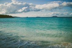 Destination Wedding on St John, U.S. Virgin Islands by Photographer by Carolyn Scott Photography - Full Post: http://www.brideswithoutborders.com/inspiration/intimate-wedding-ceremony-on-st-john-by-carolyn-scott-photography