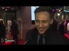 Tom Hiddleston on what makes him laugh at The Book of Mormon London Opening Night... BA-DUM-TSS!