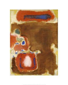 Mark Rothko - Untitled, 1947 - Art Prints from the Guggenheim