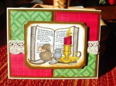 """Christmas"" by Anne  Bubash on House-Mouse Designs®"