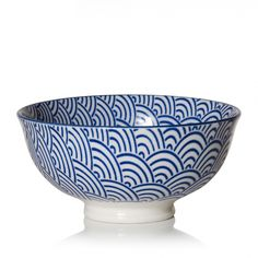 Japanese Waves Bowl