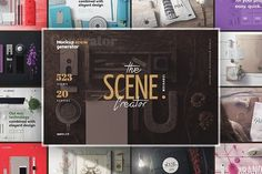 A high quality top view scene creator with 523 unique items and 20 premade scenes. Aleksey Belorukov is a skilled graphic designer and artist who Scene Creator, The Creator, Print Design, Web Design, Graphic Design, Stickers Design, Badge Template, Table Design, Web Project