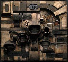 Lee Bontecou, untitled, 1964
