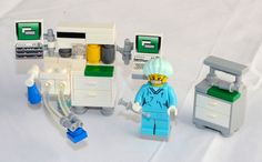 Lego Operating Room MOC 1 | Lucie Filteau | Flickr