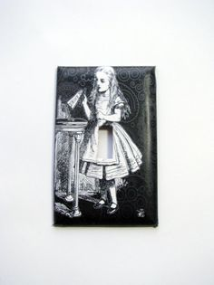 Alice Light Switch Cover