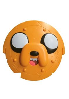 Adventure Time Jake Shield with Sounds (Standard) @ niftywarehouse.com #NiftyWarehouse #AdventureTime #TVShow #Cartoon #Show #CartoonNetwork