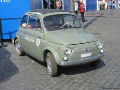 2011 Festa della Polizia 159°, Fiat 500 del 1957   Flickr - Photo Sharing!
